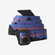 Patagonia Friction Belt Fitz Roy Belt Black