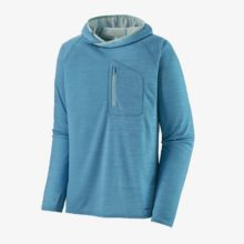 Patagonia Men's Sunshade Technical Hoody Lago Blue