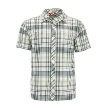 Simms Stone Cold SS Shirt Pearl Madras Plaid