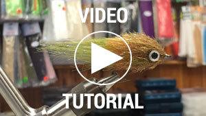 Brushy Baitfish Video Tutorial