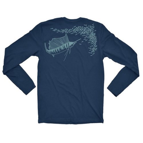 Hatch Frenzy Long-Sleeved T-Shirt