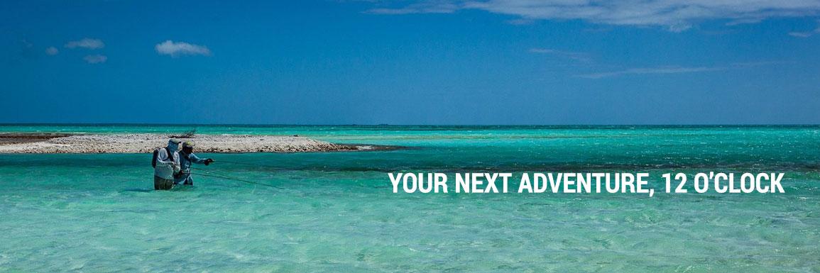 Your Next Adventure, 12 o'clcok