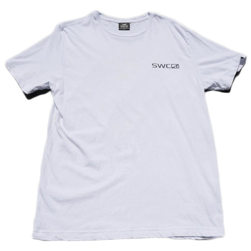 Skinny Water Culture Poon Moon Tee Front