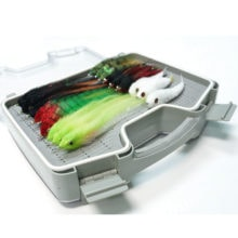 Brazil/Amazon Peacock Bass Box Streamer Side