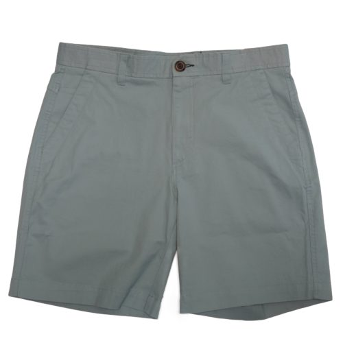 Orvis Standstone Chino Shorts Dusty Blue
