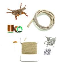 Flexo Crab Materials Kit