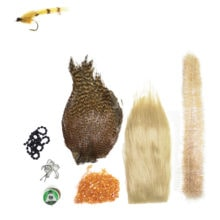 Mark Giacobba Skrimp Materials Kit