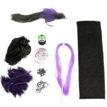 Bunny Tarpon Toad Materials Kit