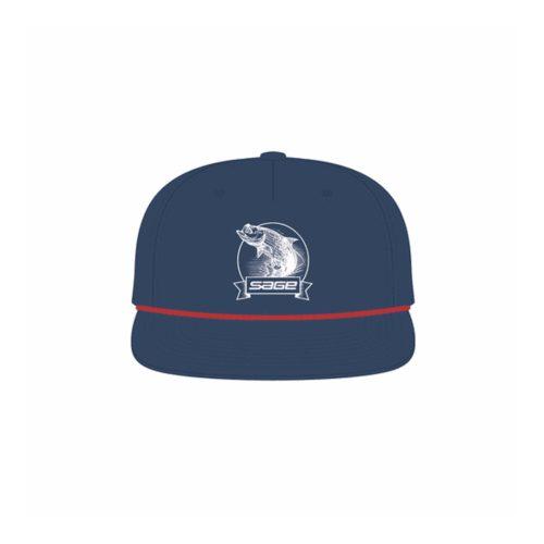 Sage Tarpon Heritage Hat Navy